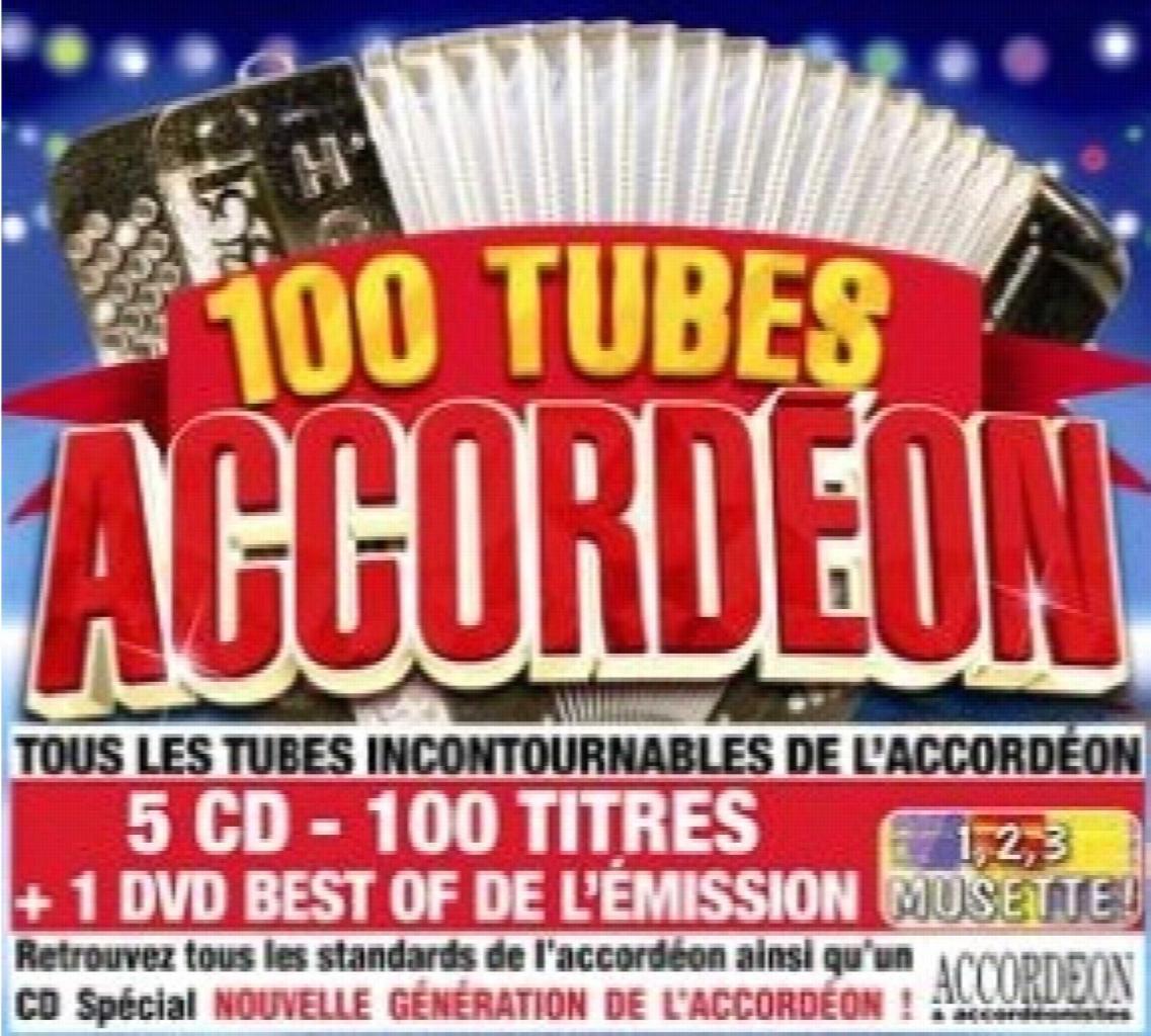 Les 100 Tubes Accordéon