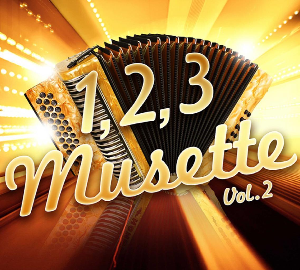 123 Musette volume 2