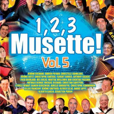DVD 123 musette volume 5