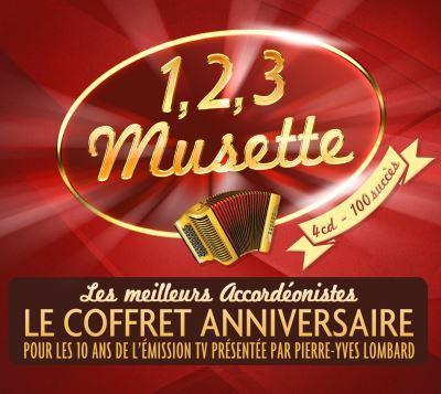 1 2 3 musette coffret anniversaire
