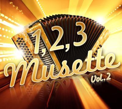 1 2 3 musette volume 2
