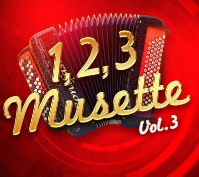 1 2 3 musette volume 3