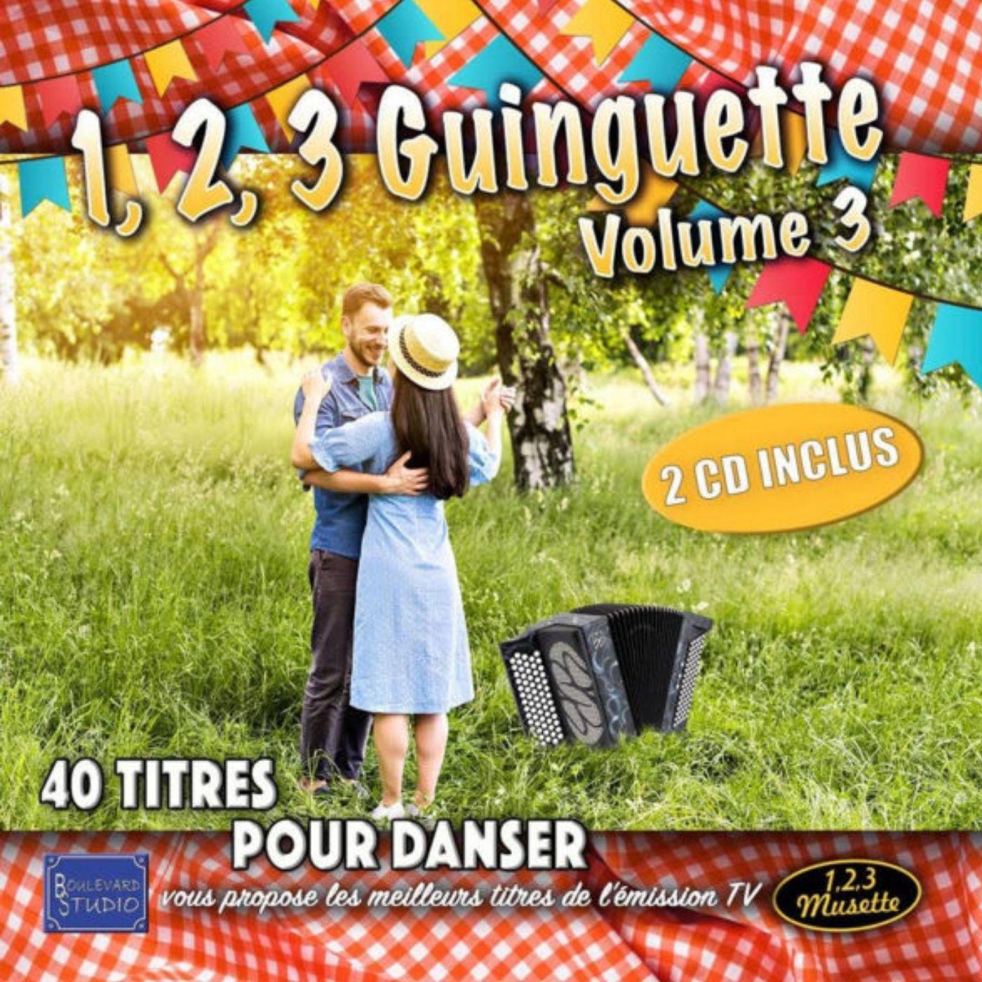 Compilation 1,2,3 Guinguette vol3