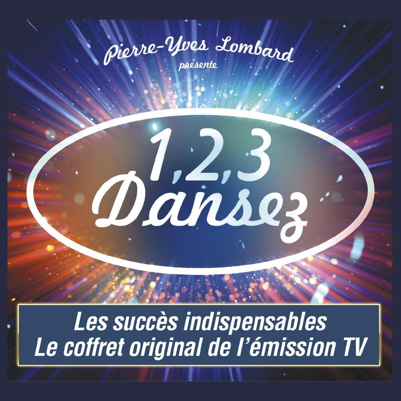 Coffret 4 CD 1,2,3 Dansez