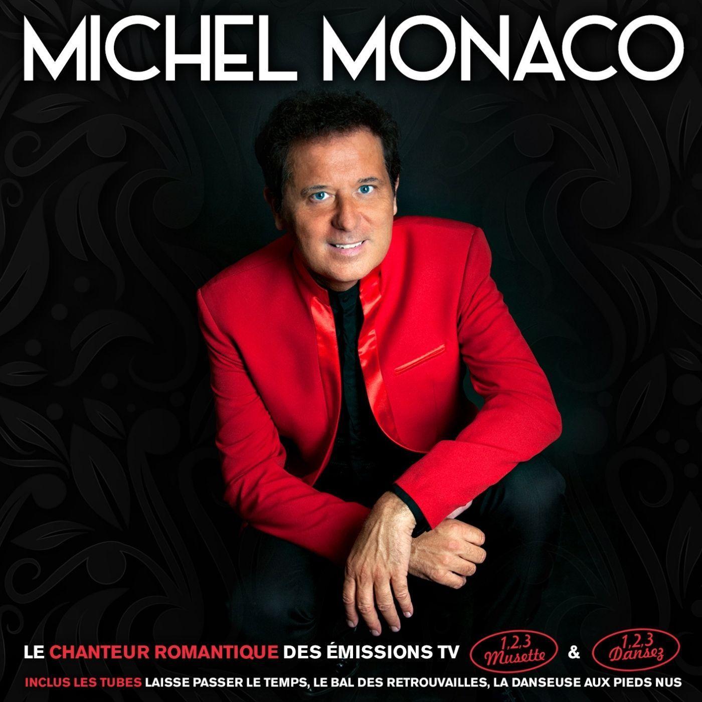 Album Michel MONACO - Le temps d'un refrain
