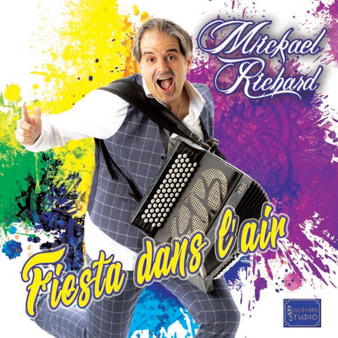 CD Mickaël RICHARD - Fiesta dans l'air