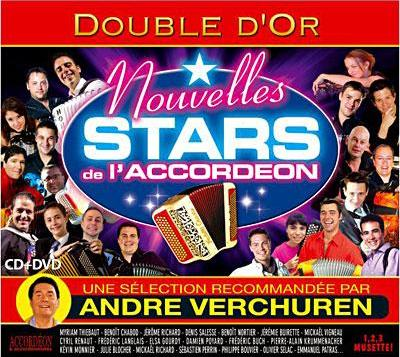 Double d or nouvelles stars de l accordeon