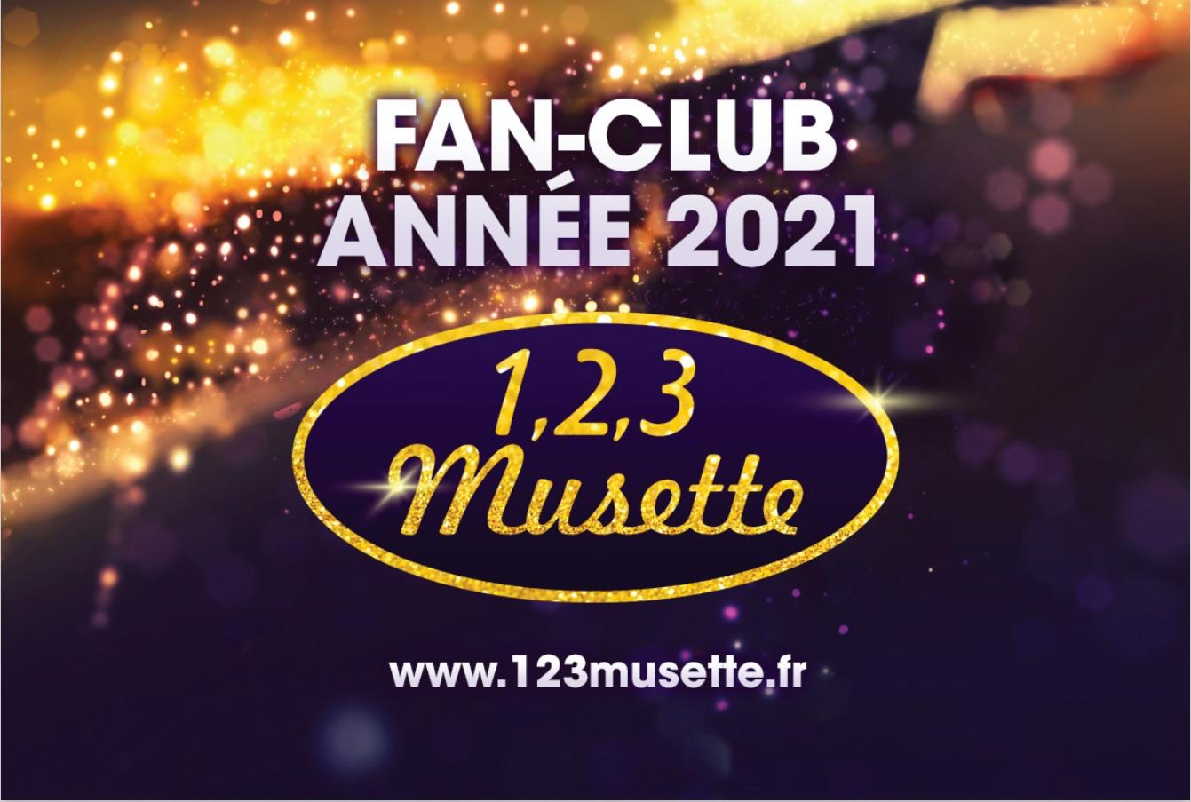 Fan club 123 musette 2021
