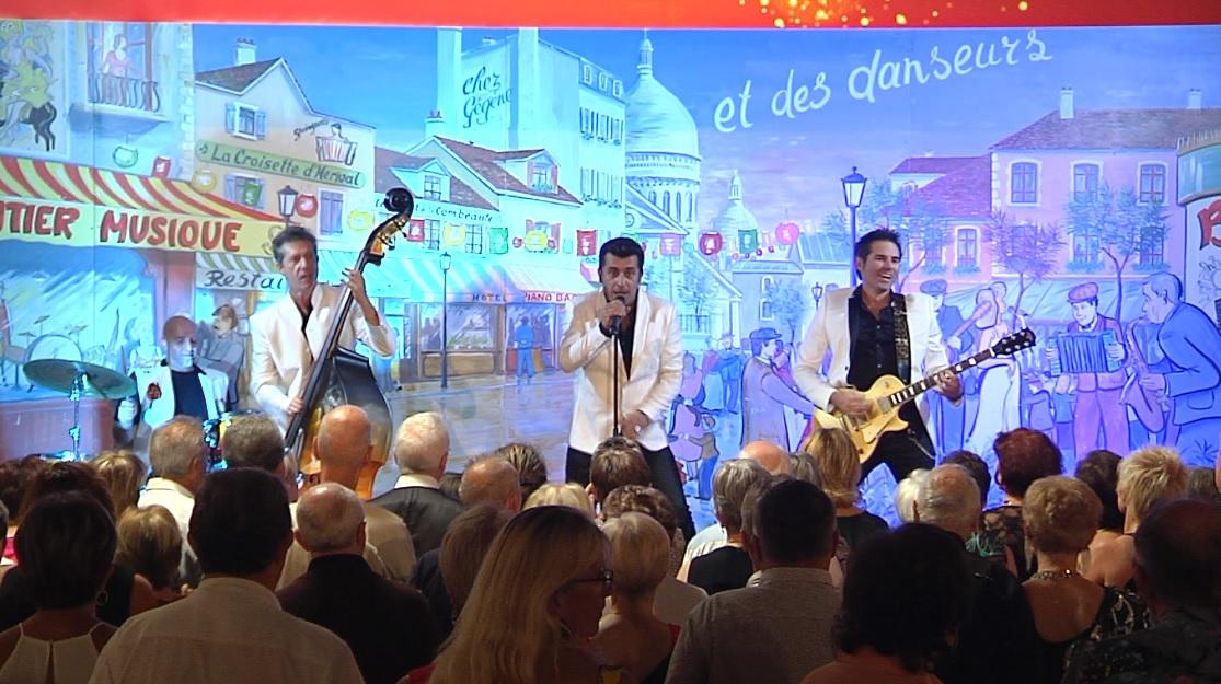 Photo 1 2 3 dansez les forbans