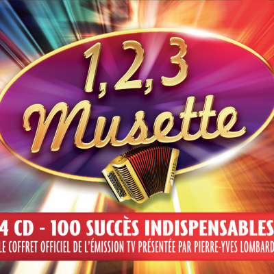 Pierre-Yves présente 1,2,3 Musette