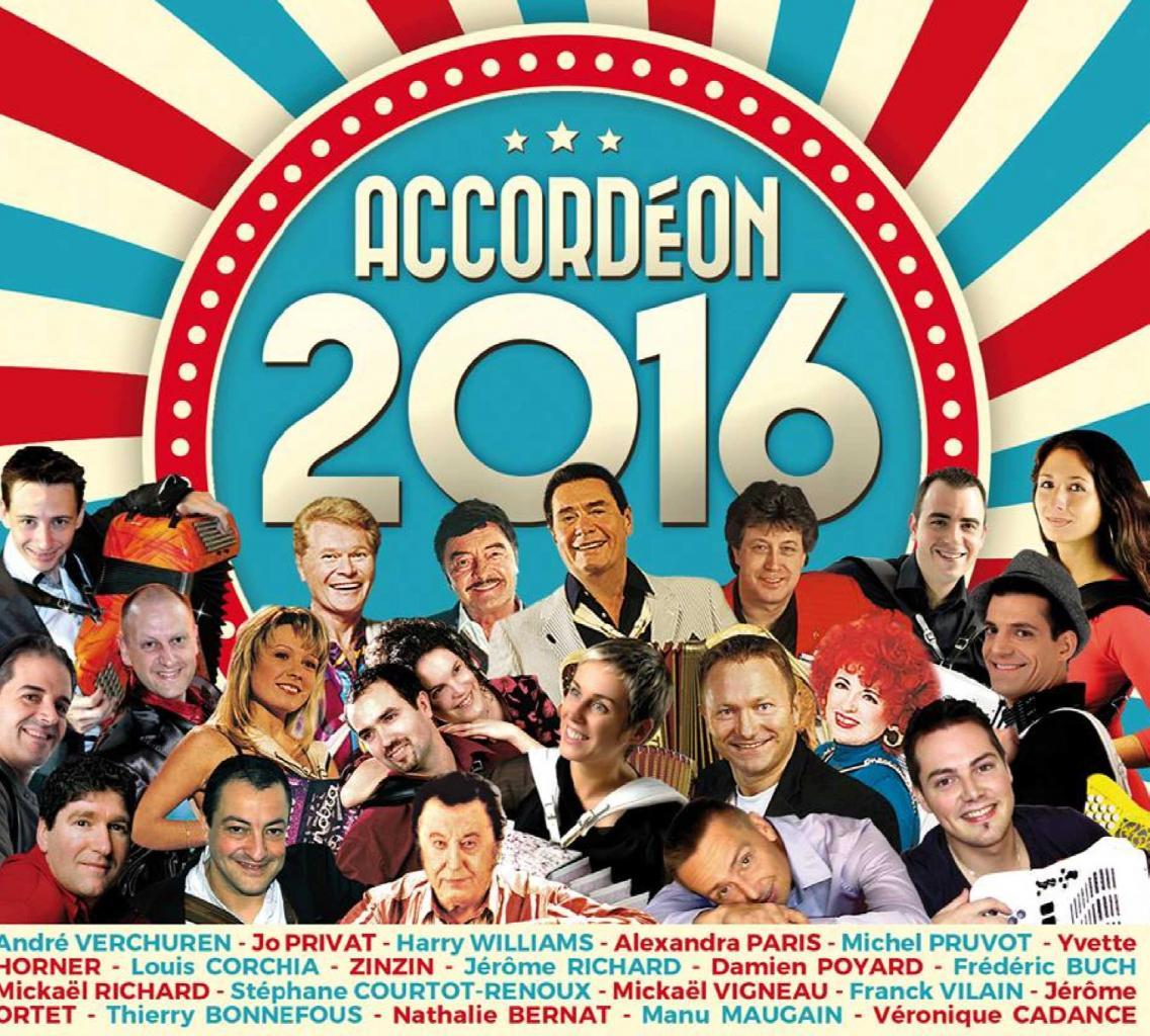 Accordéon 2016