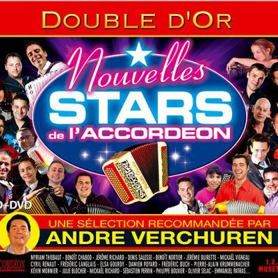 Nouvelles Stars de l'Accordéon vol 1