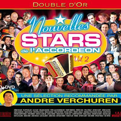 Nouvelles Stars de l'Accordéon vol 2
