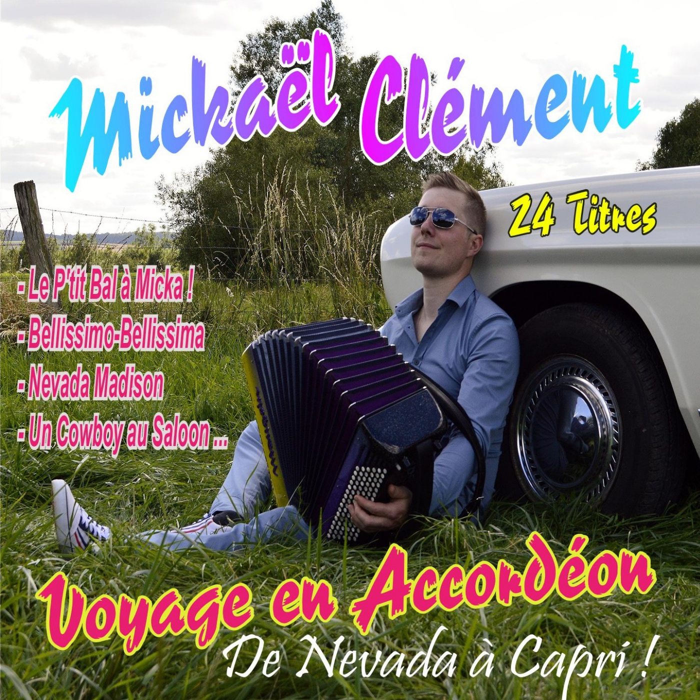 Cd mickael clement