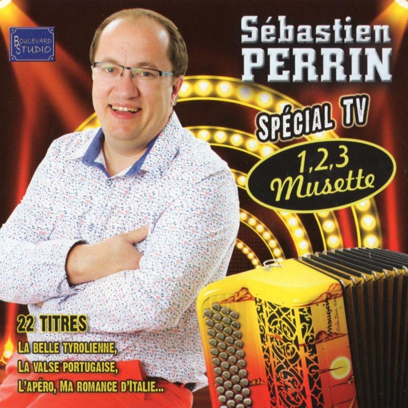 Cd Sébastien Perrin